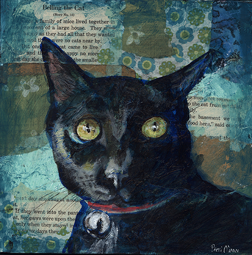 Belling the Cat - SOLD