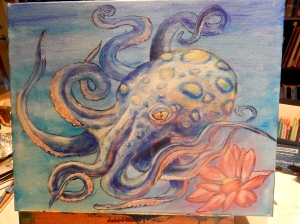 tentacleLotus