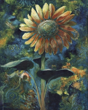 SOLD - Sunflower Dream