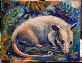 Magic Possum - SOLD