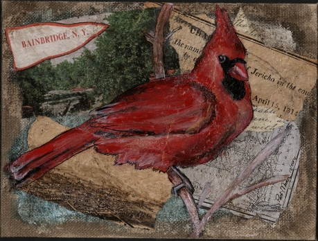 SOLD - Bainbridge Cardinal